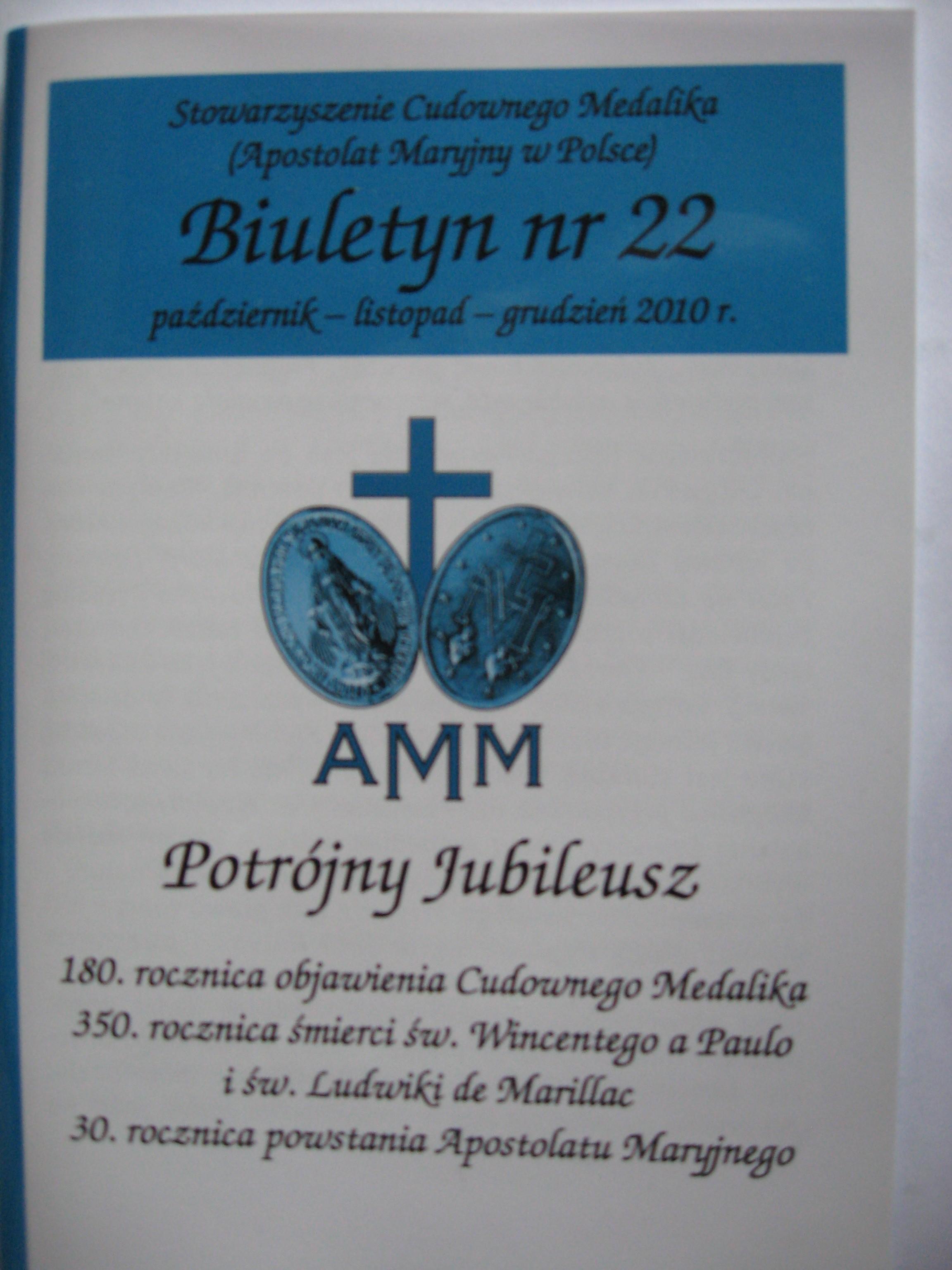 Biuletyn 22