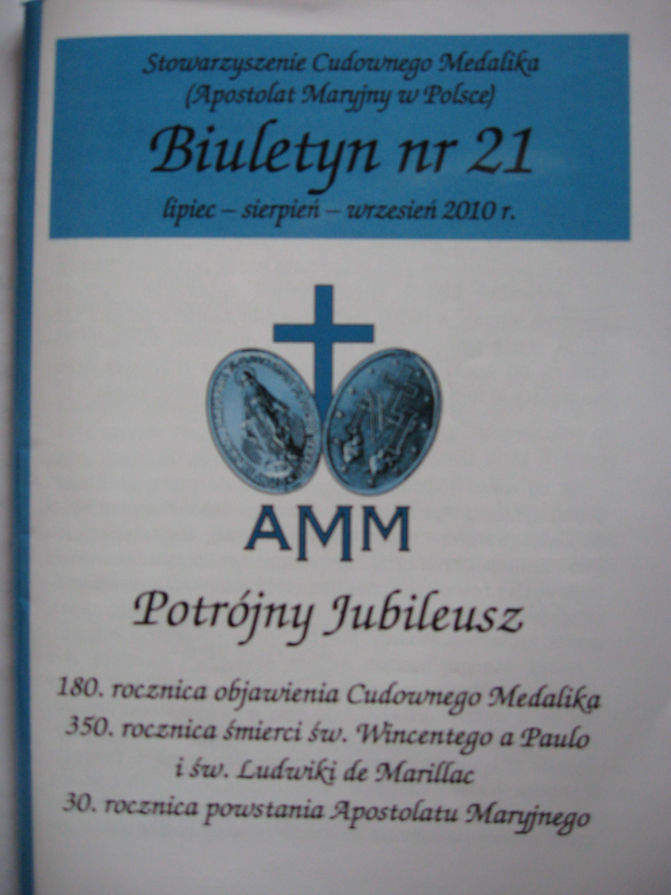 Biuletyn 21